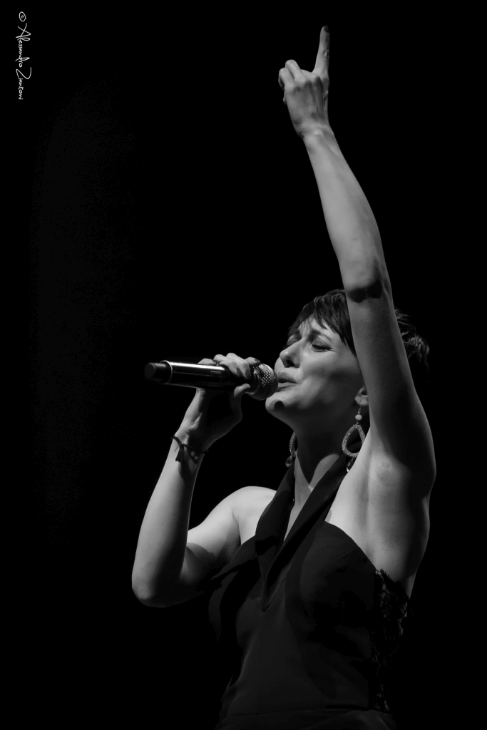 SIMONA MOLINARI<br>Auditorium Parco della Musica<br>Roma, 12 Maggio 2016